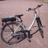 Vélo classique et électrique