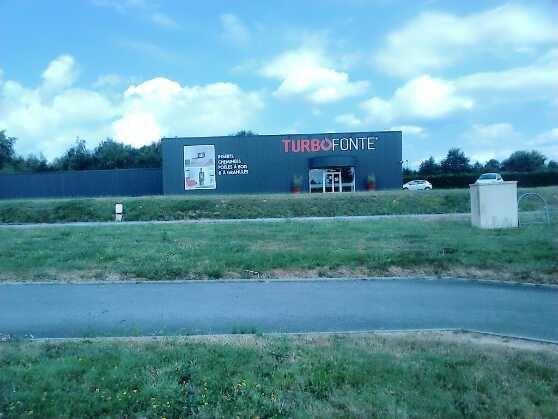 Cheminées TURBO FONTE