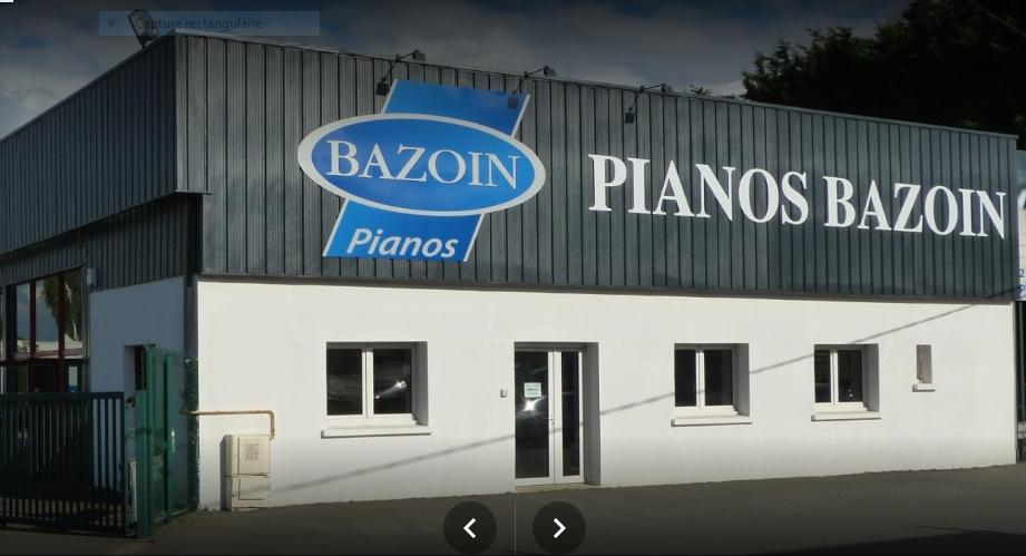 Pianos BAZOIN